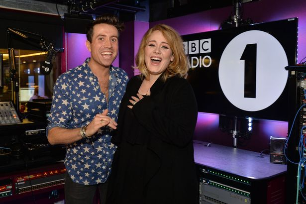 Adele-on-BBC-Radio-1-Breakfast-Show-with-Nick-Grimshaw
