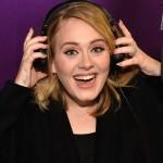 23.10.15 Adele z wizytą w studio BBC Radio 1 – Zdradziła, która piosenka z albumu jest jej ulubioną!